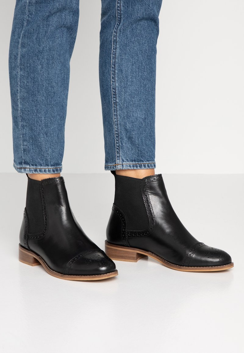 mint&berry wide fit - Classic ankle boots - black