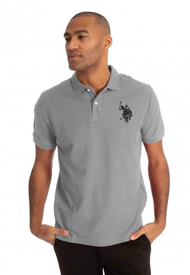 ALFREDO - Poloskjorter - grey melange