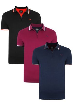 3PACK - Polo shirt - multi