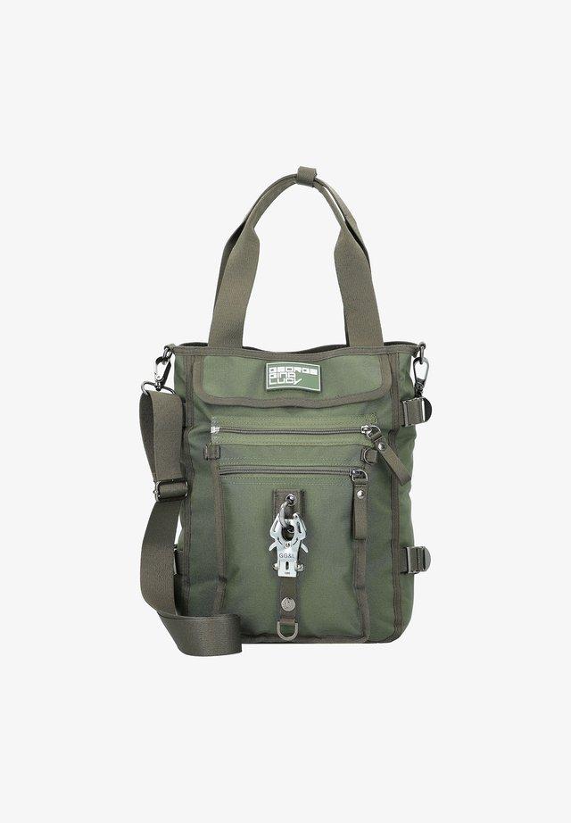 WANTMORE - Handbag - olive moss