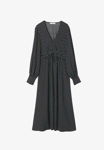 Vestito lungo - zwart