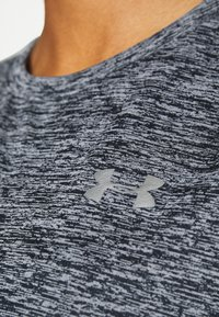 Under Armour - TECH TWIST - T-Shirt basic - black - 5