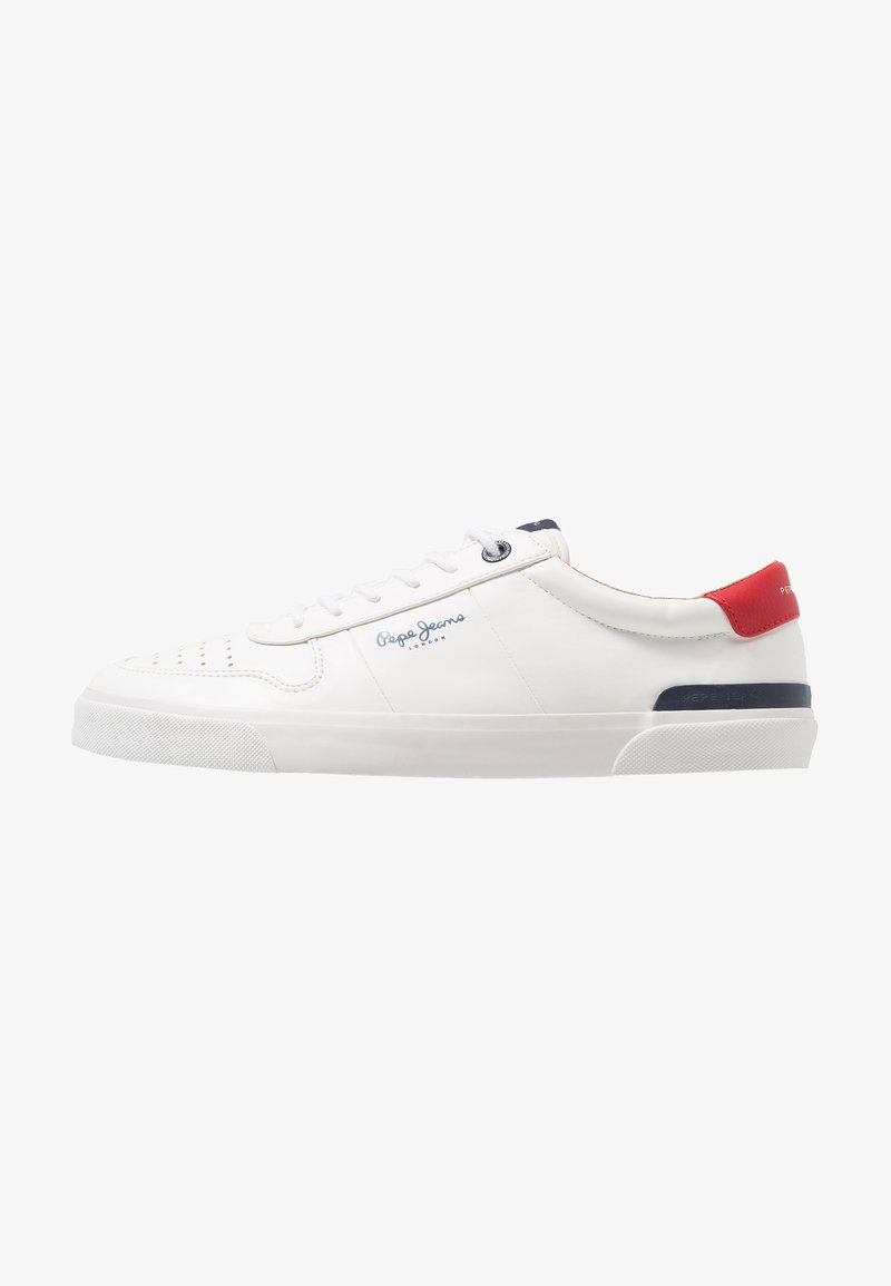 Pepe Jeans - TRAVELLER - Zapatillas - white