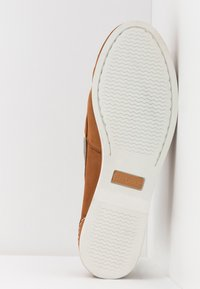 Barbour - BOWLINE BOAT - Boat shoes - tan - 6