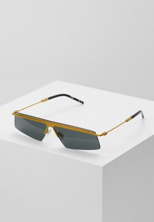 Sonnenbrille - gold -coloured