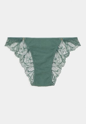 HIPSTER BRIEF - Slip - bay green
