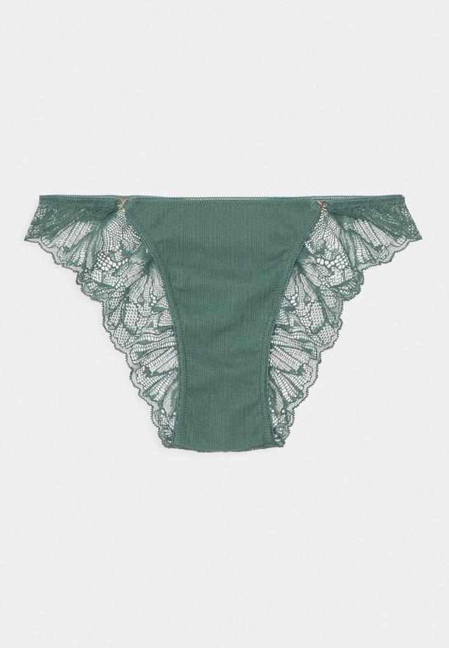 HIPSTER BRIEF - Slip - bay green