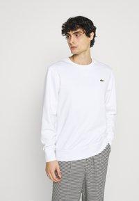 Lacoste - Sweatshirt - blanc - 0