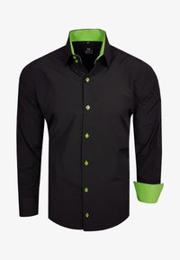 schwarz/grün