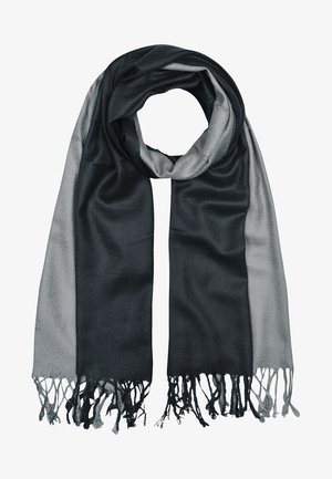 Scarf - black/gray
