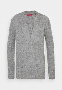 s.Oliver - LANGARM - Cardigan - grey - 4