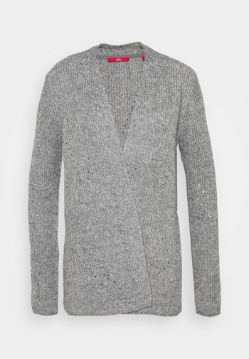 LANGARM - Cardigan - grey
