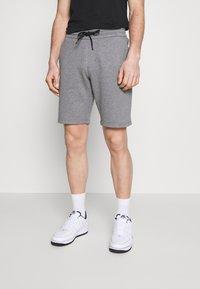 Calvin Klein - SMALL LOGO - Shorts - grey - 0