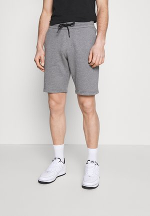 SMALL LOGO - Shorts - grey