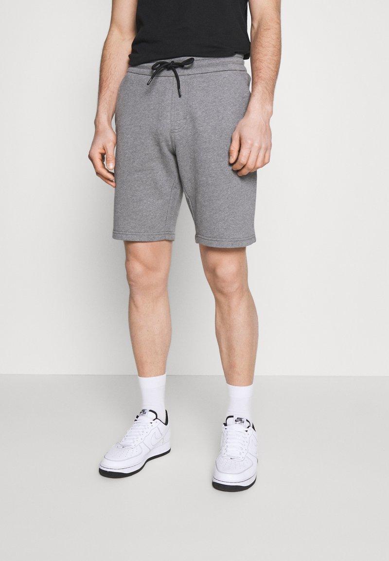 Calvin Klein - SMALL LOGO - Shorts - grey