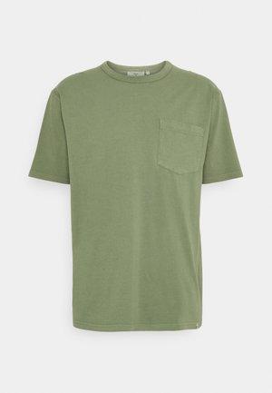 HARIS  - Basic T-shirt - sea spray