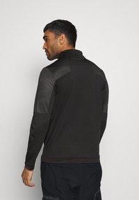 Icepeak - EXETER - Fleece jacket - black - 2