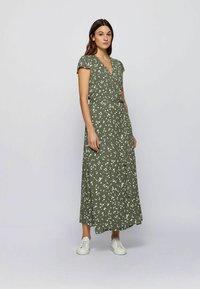 BOSS - DILEMMA - Maxi dress - olive - 1