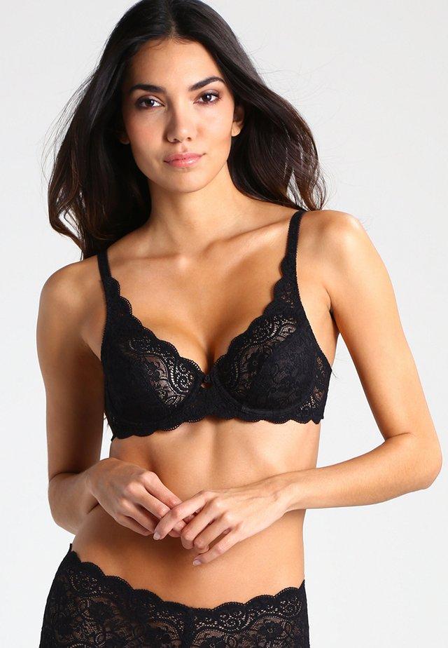AMOURETTE 300 - Kaarituelliset rintaliivit - black