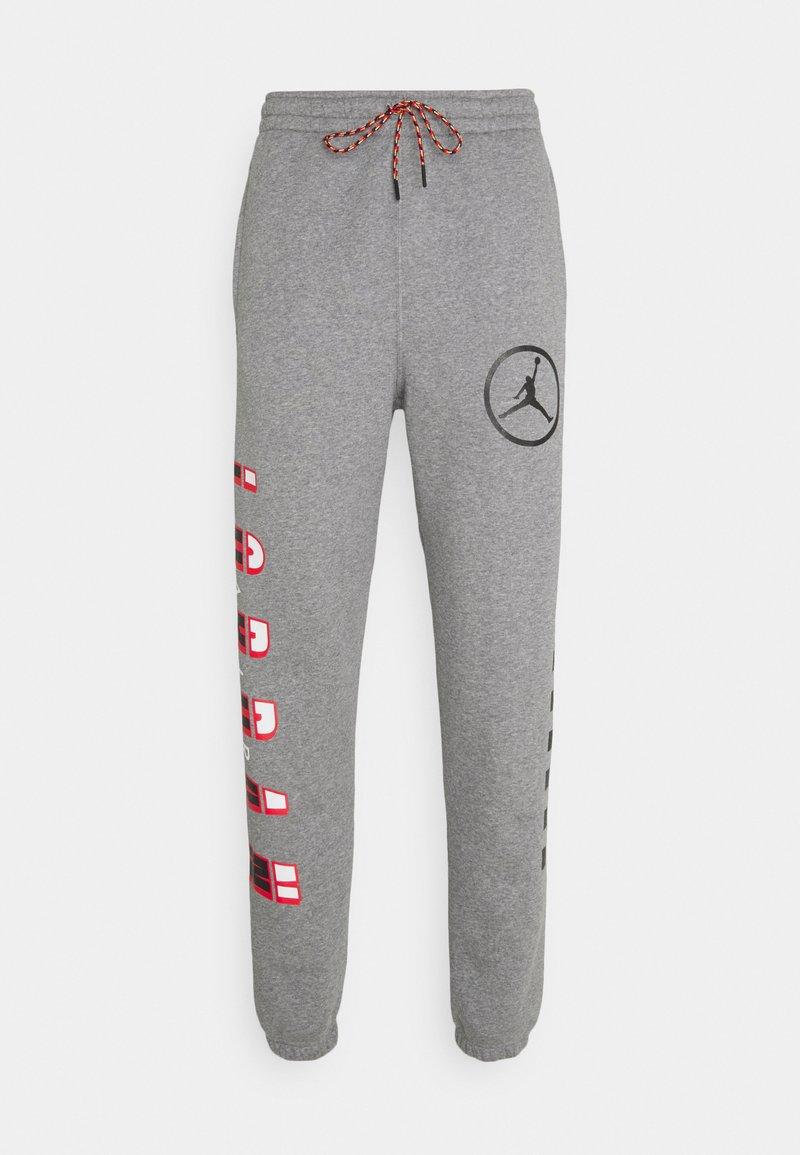 Jordan - DNA HBR PANT - Pantaloni sportivi - carbon heather/black