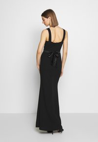 WAL G. - BAND MAXI DRESS - Occasion wear - black - 2