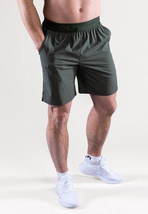 DINO - Shorts - moss green