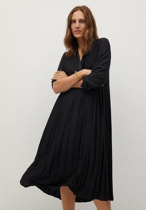 LALI - Denní šaty - černá