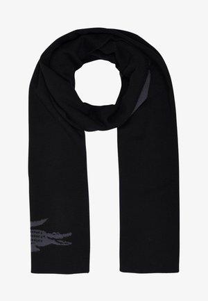 CROCODILE - Scarf - noir/graphite