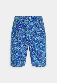 Polo Ralph Lauren Golf - GOLF ATHLETIC-SHORT - Sports shorts - dark blue - 4