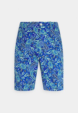 GOLF ATHLETIC-SHORT - Korte broeken - dark blue