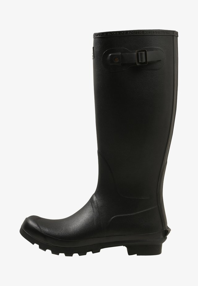 MENS BEDE - Wellies - black