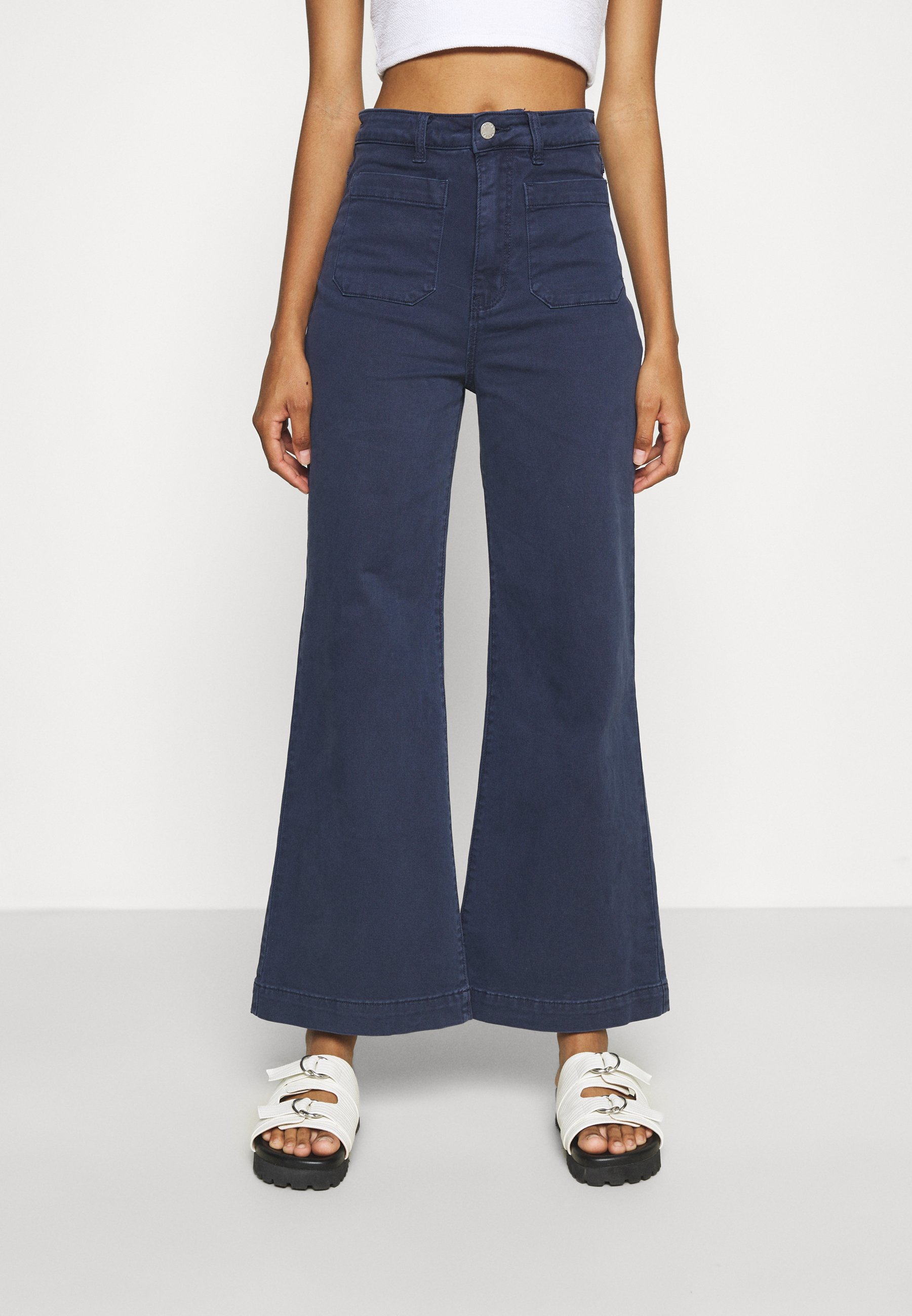 Women SAILOR JEAN - Flared Jeans