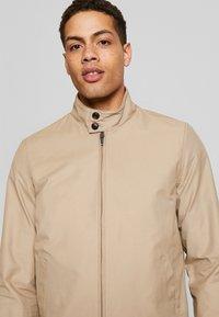 CELIO - RUCOTTON - Summer jacket - beige - 3