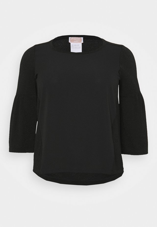 VALORE - Long sleeved top - nero