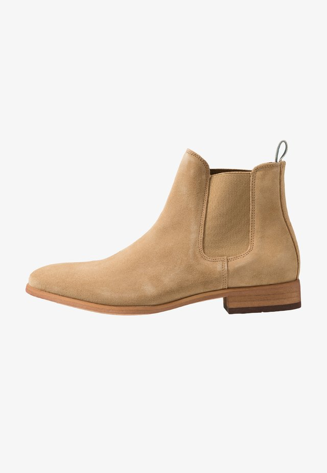 DEV - Classic ankle boots - sand