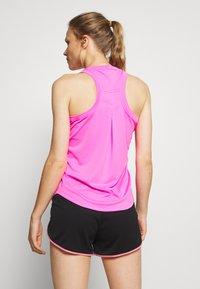 Puma - IGNITE TANK - Camiseta de deporte - luminous pink - 2