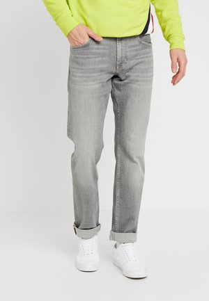 DENTON PACO - Jeans Straight Leg - grey denim