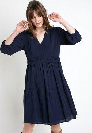 Day dress - bleu marine