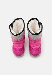 CMP - BABY LATU UNISEX - Winter boots - ice/pink - 3