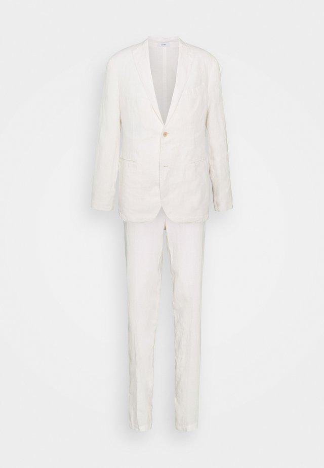 Kostuum - off-white