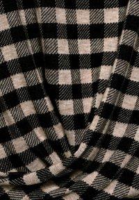Street One - MIT VICHY-KARO - Long sleeved top - schwarz - 4