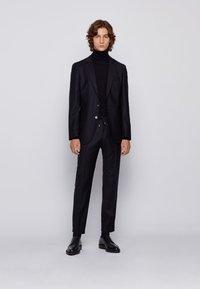 BOSS - BARDON - Suit trousers - dark blue - 1