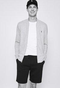Polo Ralph Lauren - LONG SLEEVE FULL ZIP - Cardigan - andover heather - 4