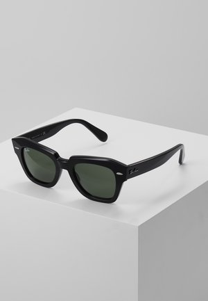 STATE STREET - Sunglasses - black