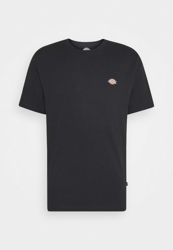 MAPLETON - Jednoduché triko - black