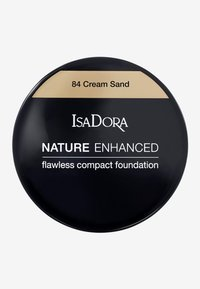 IsaDora - NATURE ENHANCED FLAWLESS COMPACT FOUNDATION - Foundation - cream sand - 2