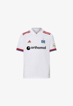 HAMBURGER SV HOME JERSEY - Sports shirt - white