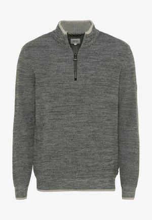 TROYER - Trui - stone grey