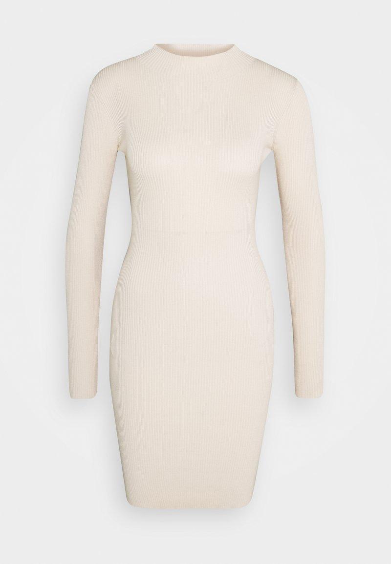 Missguided Tall - Jumper dress - sand