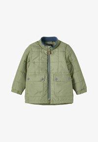Name it - Chaqueta de invierno - deep lichen green - 0